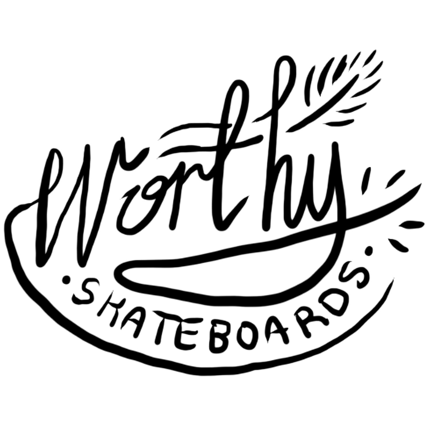 Worthy Skateboards