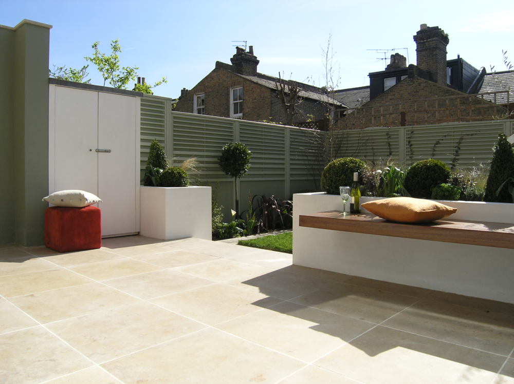 South london suntrap living gardens - Garden ideas london ...