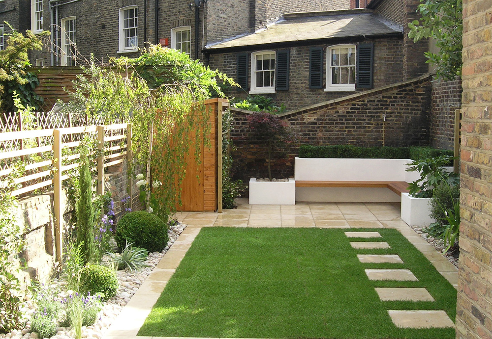Canonbury Garden Living Gardens