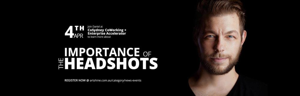Sydney Headshots Daniel Sommer Photography