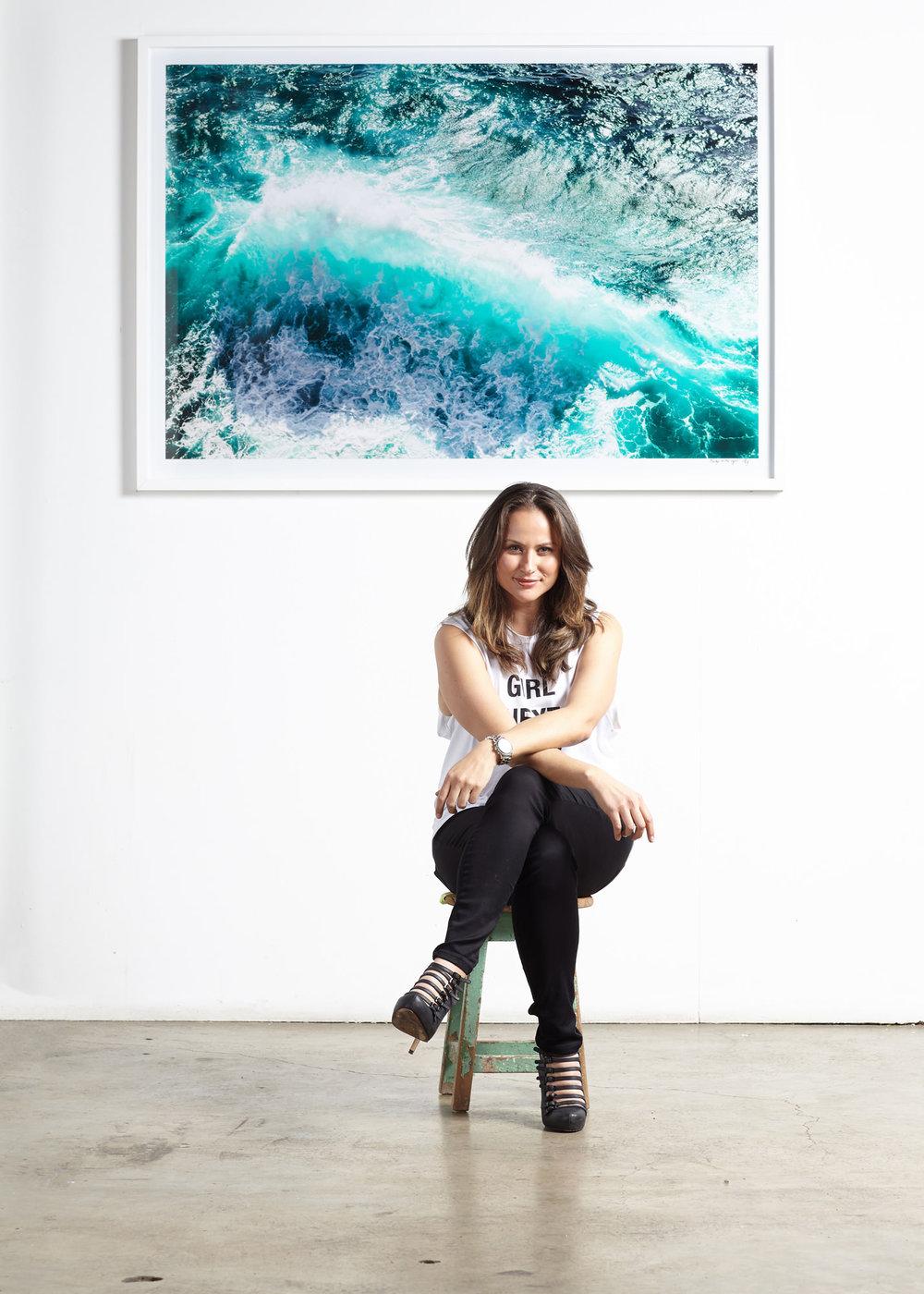 Hulia Boz Sydney Portrait Photographer Daniel Sommer