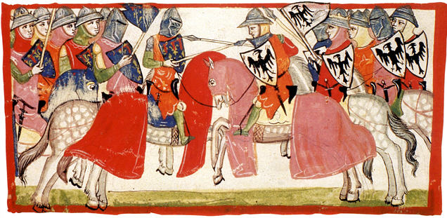 Battle of Benevento, 1266