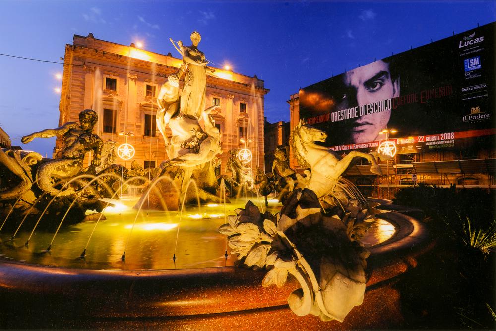 Fontana Diana / Siracusa