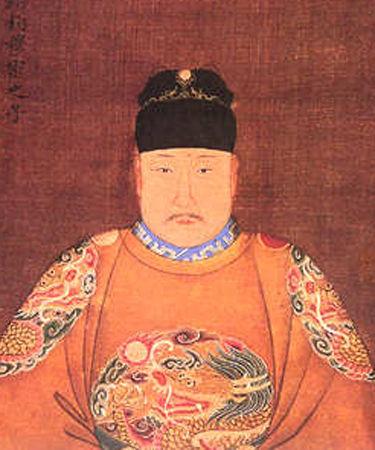 明神宗萬曆皇帝