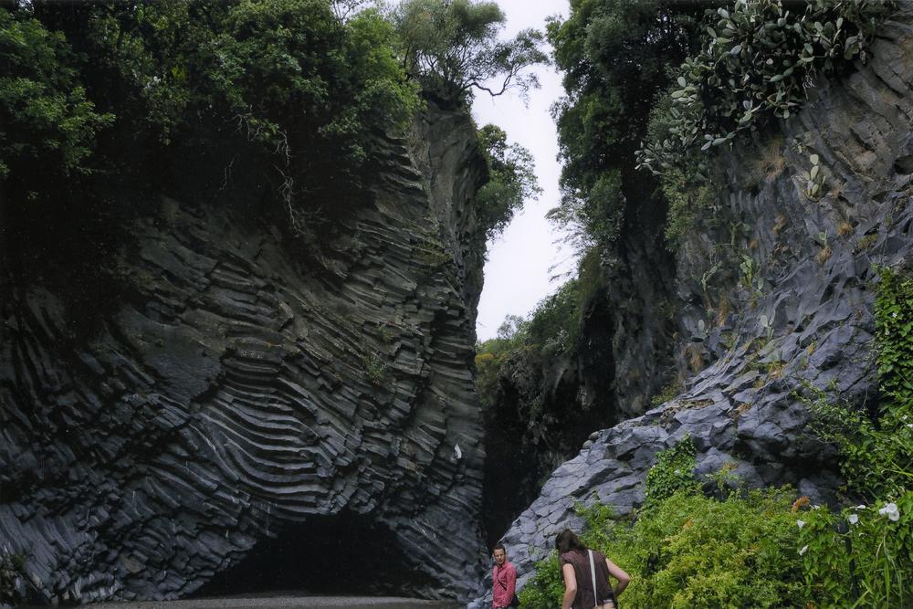 Gole dell'Alcantara / Mt. Etna