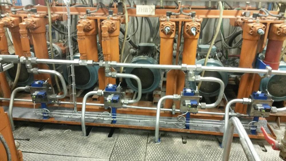 Hydraulaggregat
