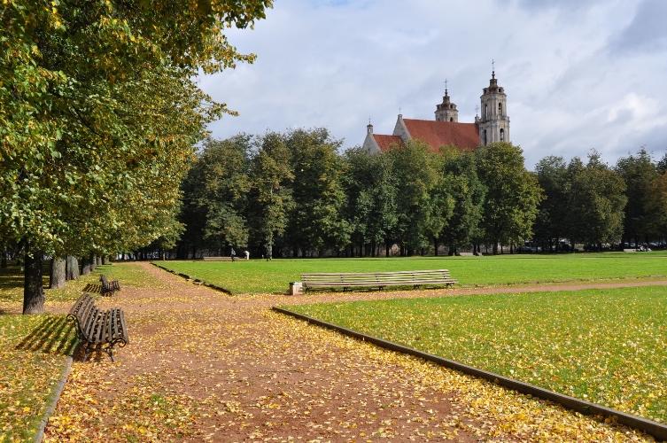 Autumn in Vilnius . Briga Saulė, 2010