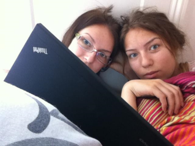 The Sisters . Aistė L, 2010