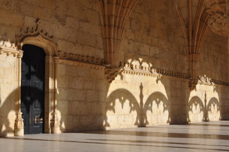 Jeronimos Monastery, Lisbon . Briga Saulė, 2017