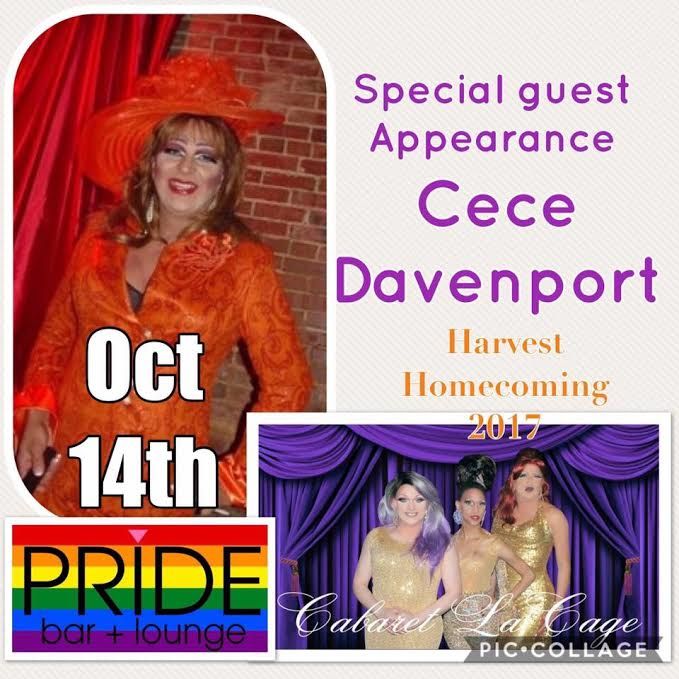 Cece Davenport!!!!!!!!!!!!!