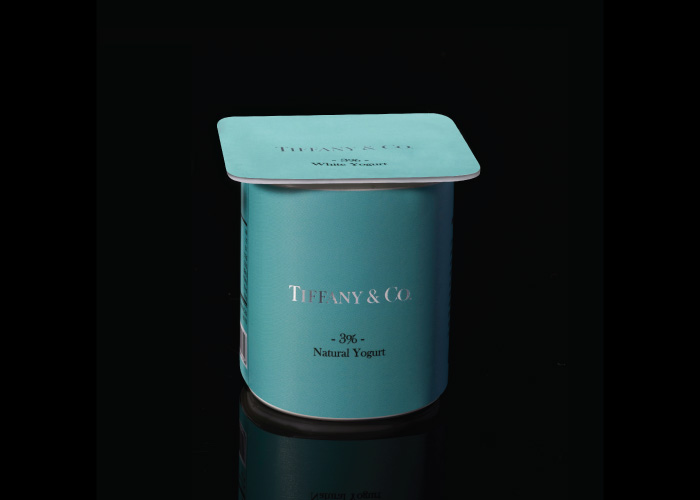 Comms8 Blog:  Yogurt by Tiffany & Co