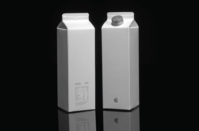 Comms8 Blog: Milk by Apple