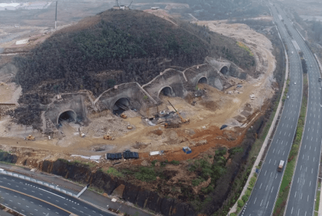 'AI goose farm' construction