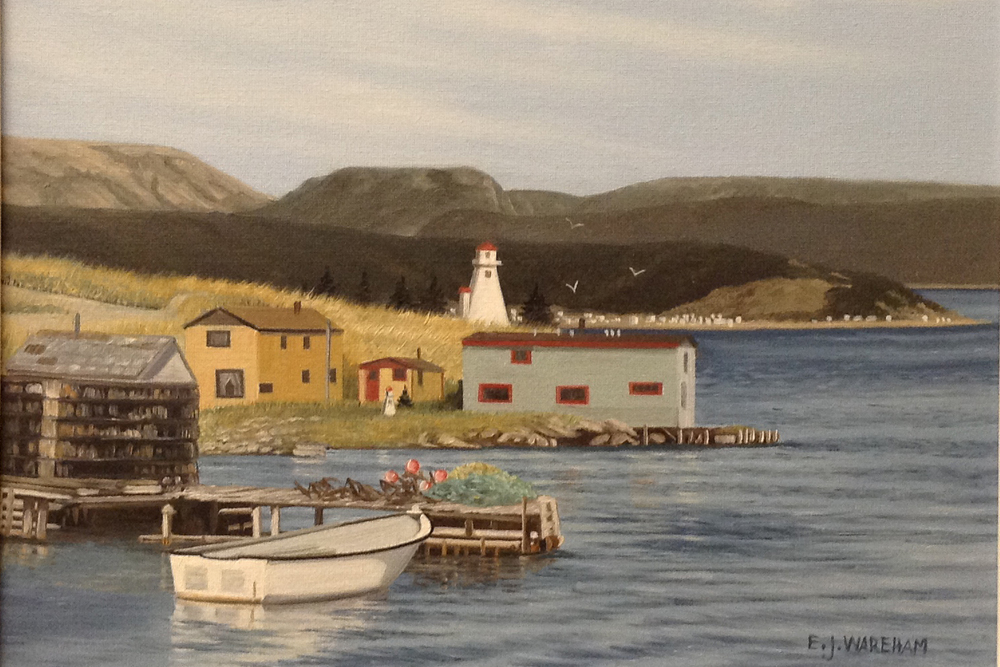 E.J. Wareham / Woody Point