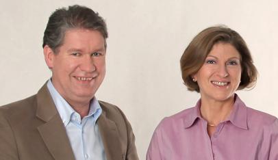 Mag. Herbert Witschnig and Mag. Monika Sacher