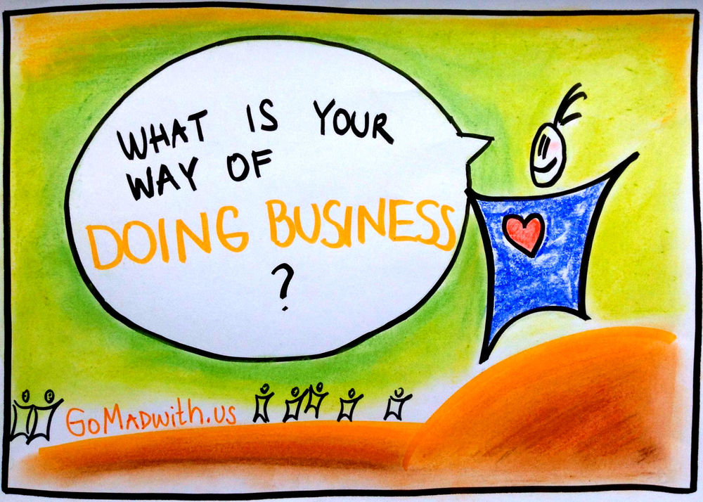 Go Mad_what is your way of doing business