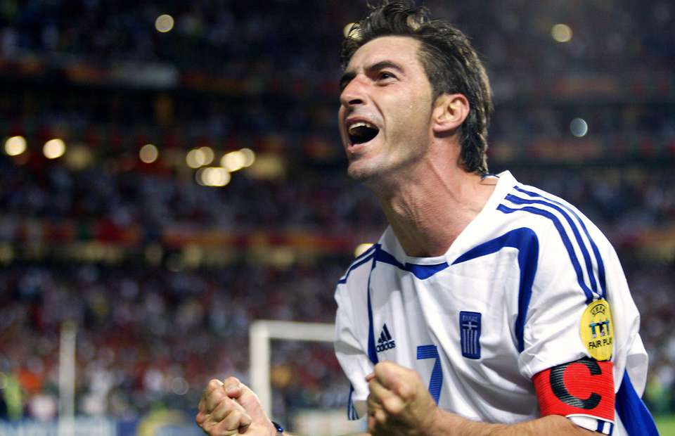 Theodoros Zagorakis is a forgotten football hero