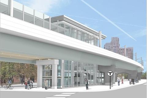 GLX Lechmere Station concept