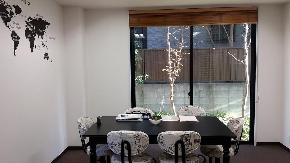 福岡中央区薬院のウィンザー英会話新教室