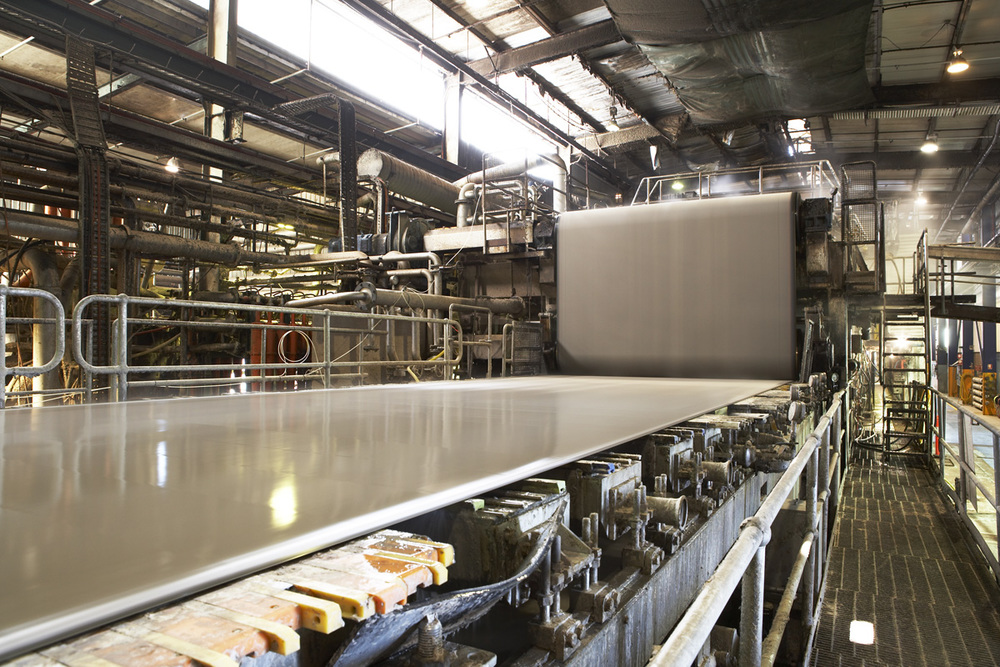 BRR support Visy's pulp and paper operations