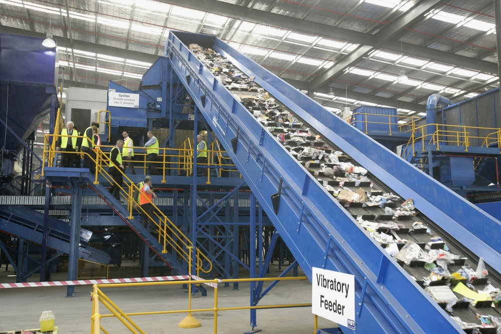 BRR can provide EPCM services for MRFs and rPET facilities