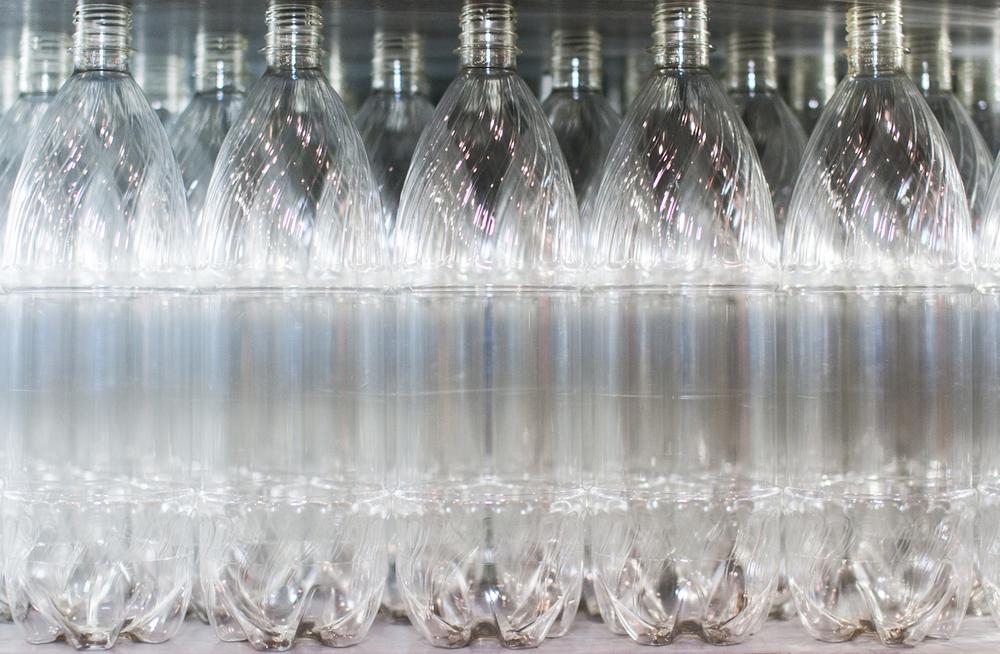 Visy PET bottles