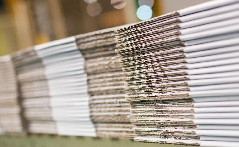 Visy Cardboard Boxes - Design & Print
