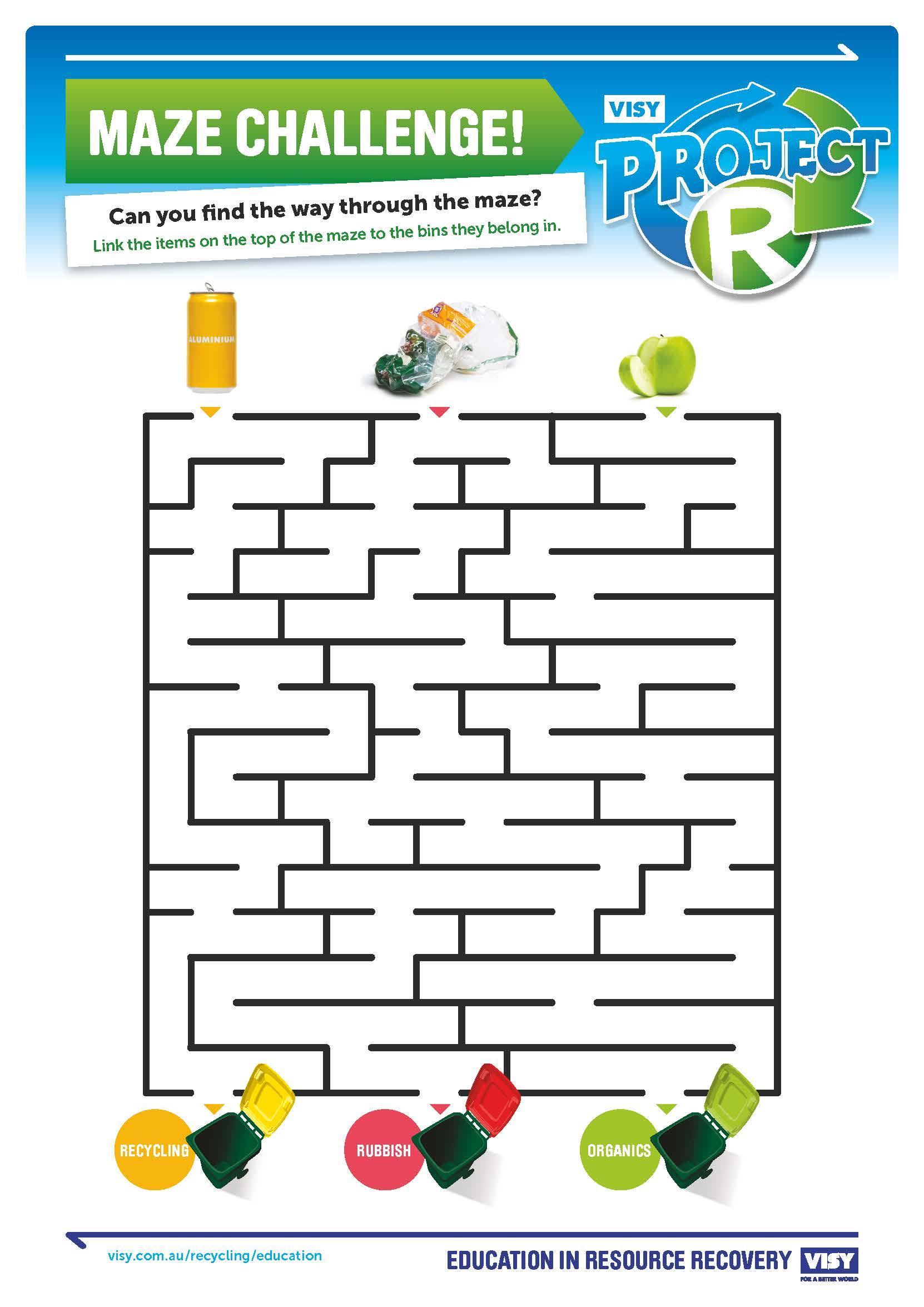 Teaching Kids to Recycle | Earth911.com