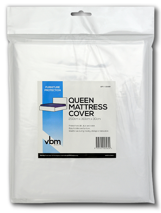VBM Queen Mattress Cover_Overhead.jpg