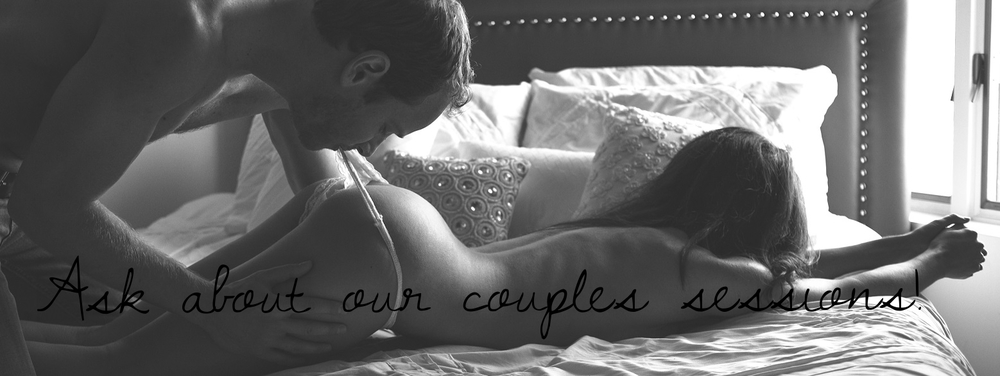 Cincinnati Boudoir Photographer couples boudoir