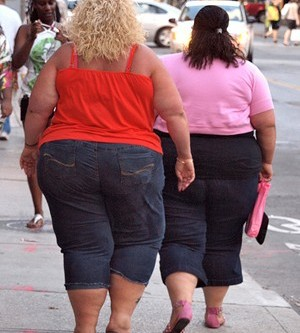 obesity really is a serious epidemic in America!