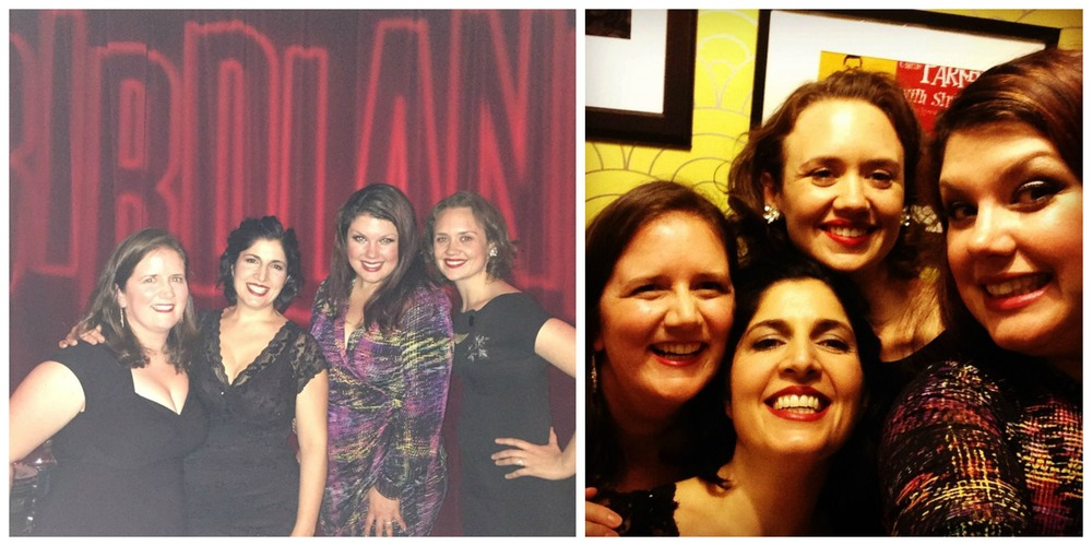 Onstage and behind-the-scenes with the always-delightful Ms. Jane Monheit