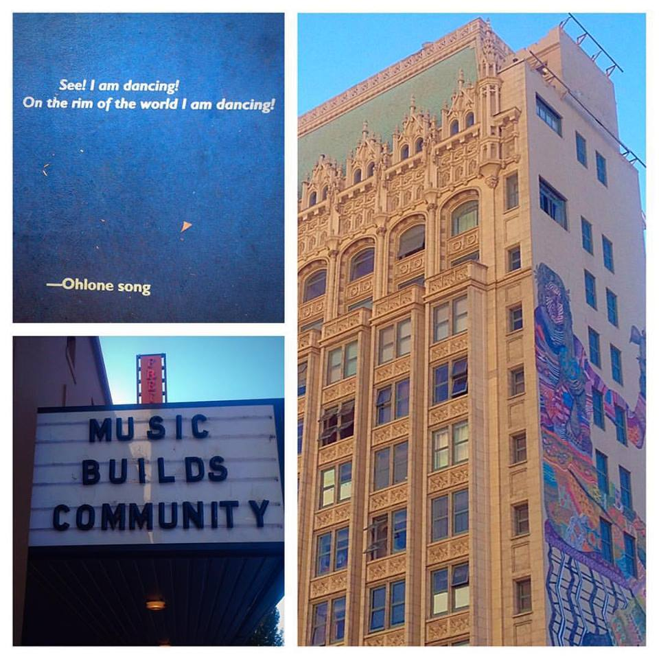 A few scenes from Oakland and Berkeley.