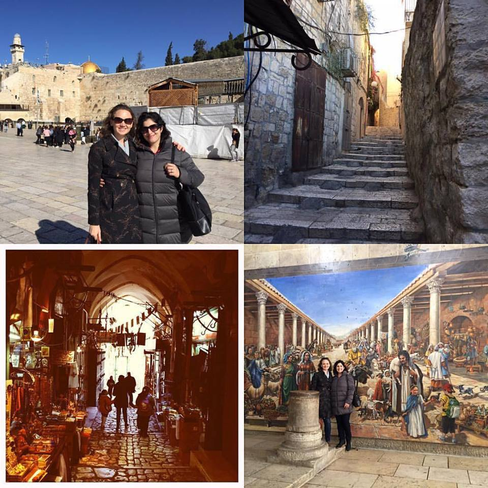 More scenes from an unforgettable day in Jerusalem's Old City.