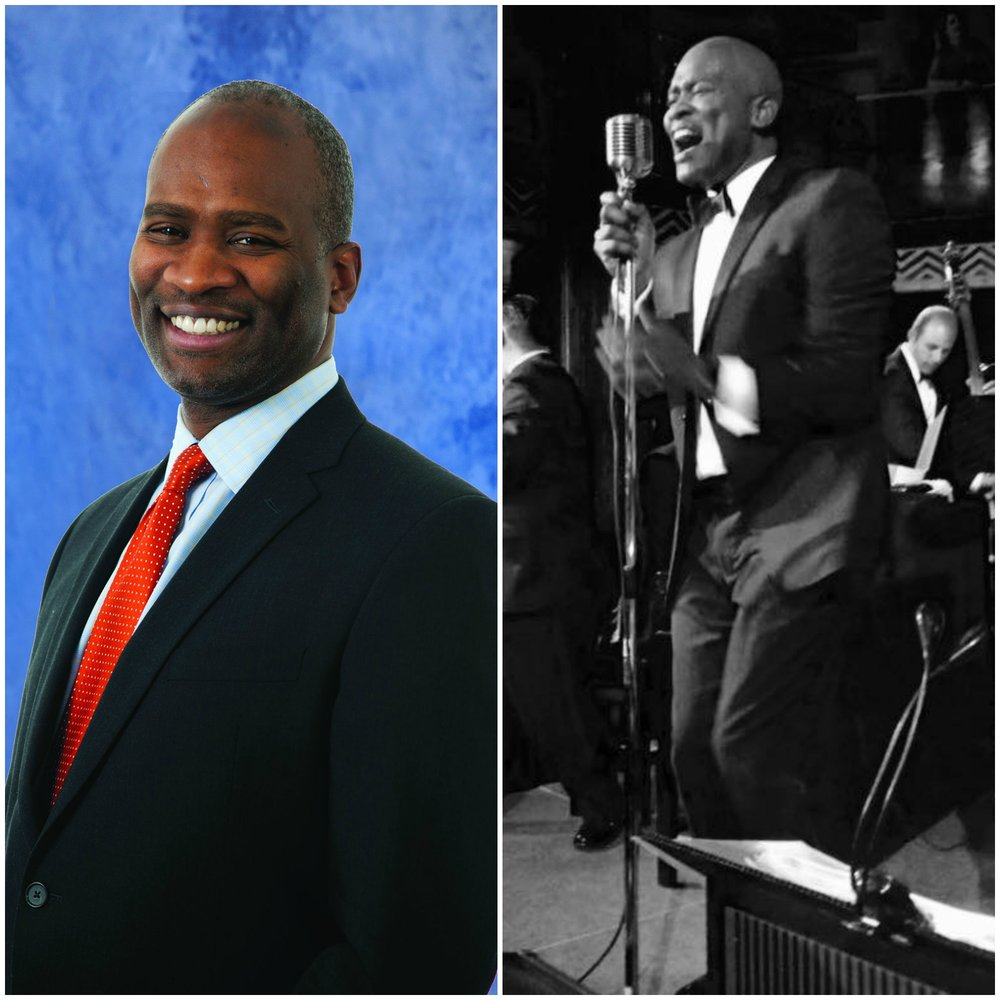 Businessman by day, charismatic singer and dancer by night. John Dokes is a superhero!