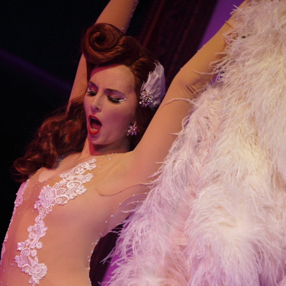 Maple Rose Burlesque Idol