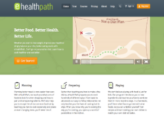 eHealth Path Website Copy
