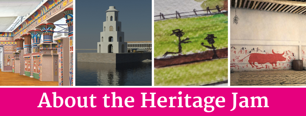 What is the Heritage Jam - Header