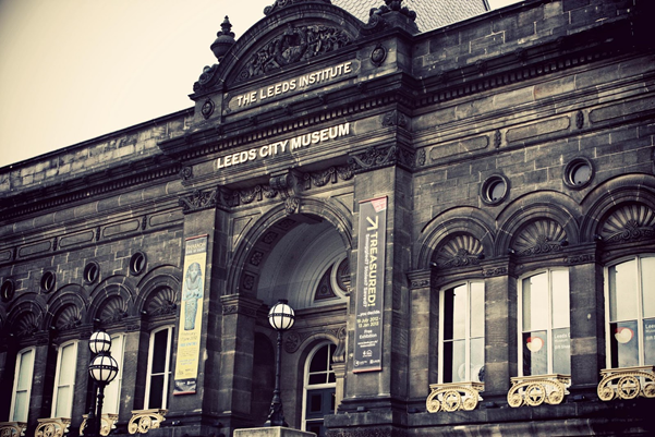 [Leeds City Museum by  Beverley Cottrell  ]
