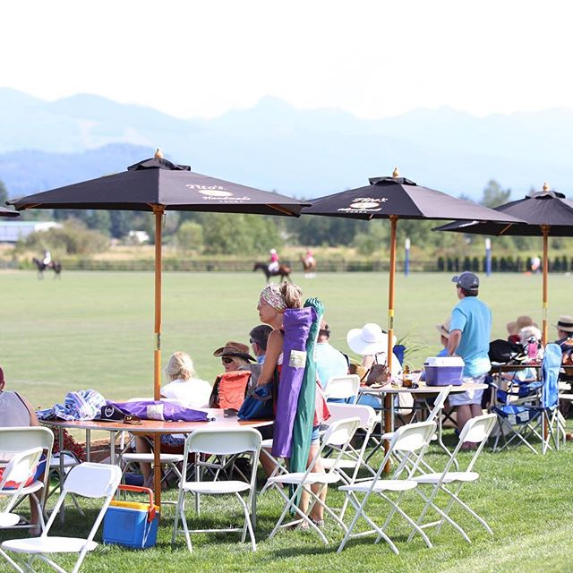 Today was a great day for watching polo... The semi finals are all done tomorrow they play for the #SeattleCup. #SeattlePoloParty. Tickets available online at SeattlePoloParty.com. Doors open at 11am. Championship Game at 2pm. After Party at 4:30 pm  #ThePoloParty #Polo #PNW @titosvodka #theUltimateDayParty