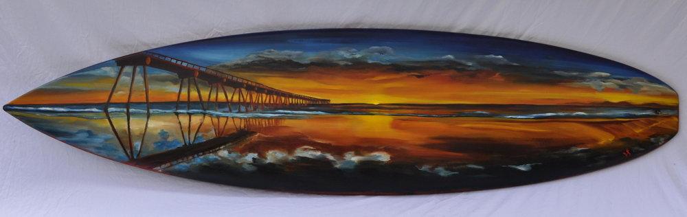 Hermosa Pier  Sold