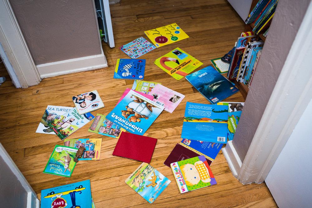 Book Mess
