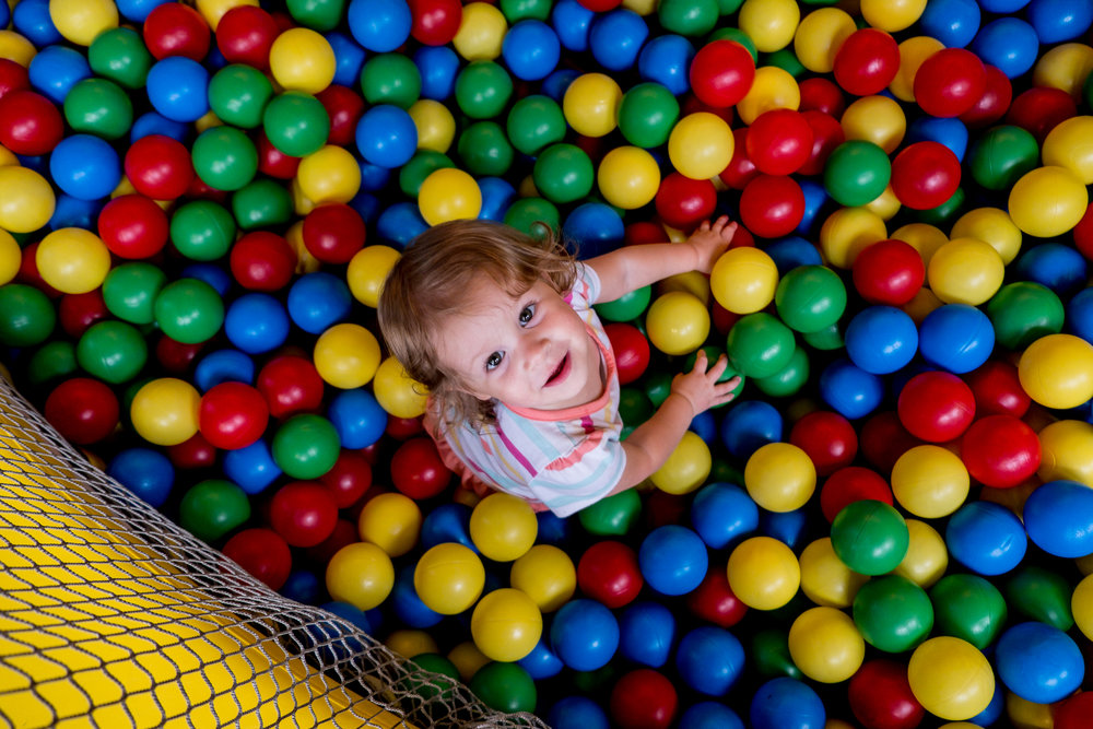 turkey hill experience ball pit