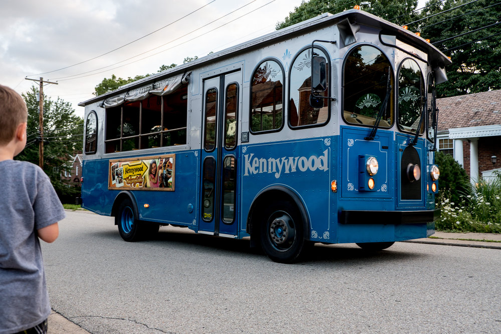 Kennywood Bus