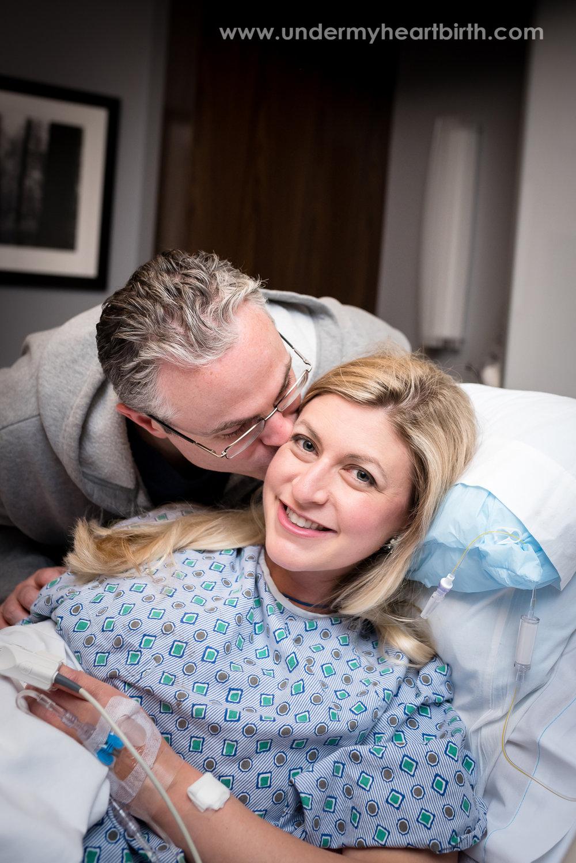 kissing at birth pittsburgh
