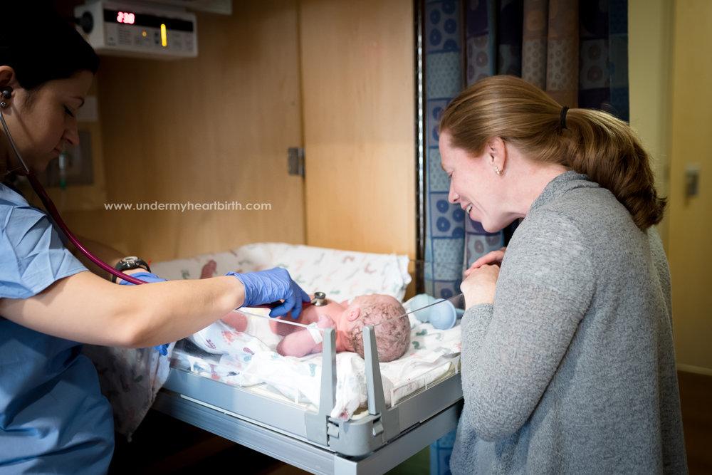 newborn exams