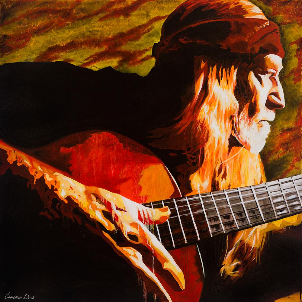 Willie Nelson No.3