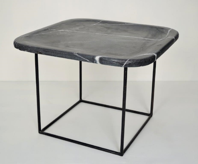 T Table Steel Base
