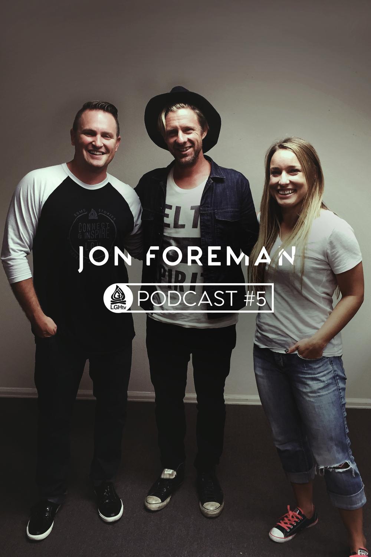 Jon-Foreman
