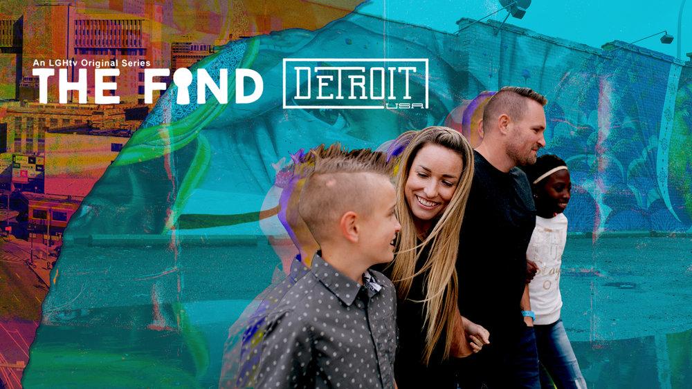 The Find: detroit - FREE EXCLUSIVE PREMIERE 9.15.17 - 9.25.17